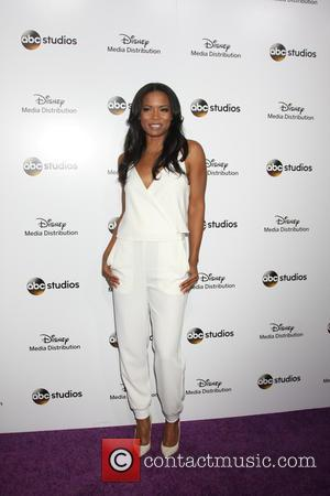 Rose Rollins - ABC International Upfronts 2015 at Disney Studios - Burbank, California, United States - Monday 18th May 2015