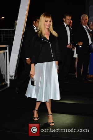 Uma Thurman - A host of celebrities were photographed as they attended the 68th annual Cannes Film Festival 2015 for...