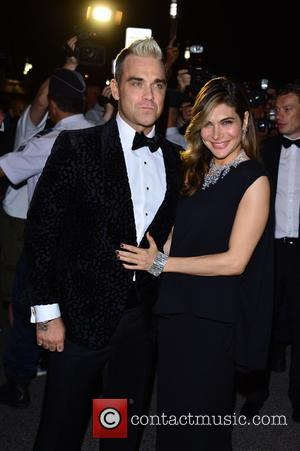 Robbie Williams and Ayda Field - A host of celebrities were photographed as they attended the 68th annual Cannes Film...