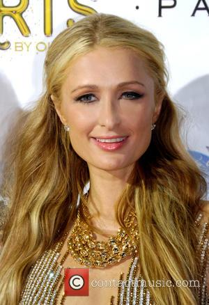 Paris Hilton - 68th Annual Cannes Film Festival - Cine Arts gala dinner at the Hotel Majestic at Cannes Film...
