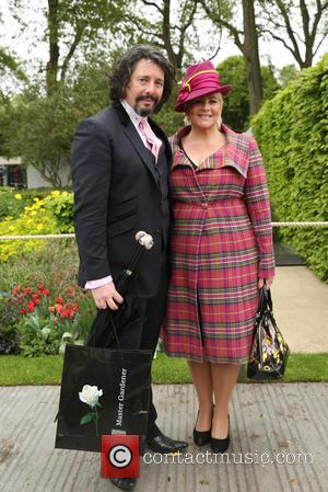 Laurence Llewelyn-Bowen - The Chelsea Flower Show 2015 - London, United Kingdom - Monday 18th May 2015