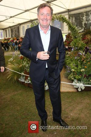 Piers Morgan - The Chelsea Flower Show 2015 - London, United Kingdom - Monday 18th May 2015