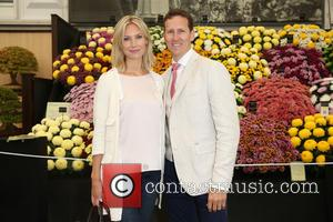 Brendan Cole and Zoe Hobbs - The Chelsea Flower Show 2015 - London, United Kingdom - Monday 18th May 2015