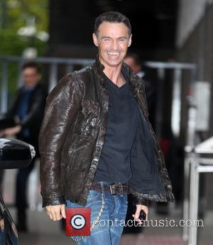 Marti Pellow - Marti Pellow outside ITV Studios - London, United Kingdom - Monday 18th May 2015
