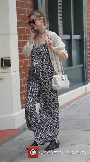 Jaime King - A pregnant Jaime King goes to the doctors office in Beverly Hills - Beverly Hills, California, United...