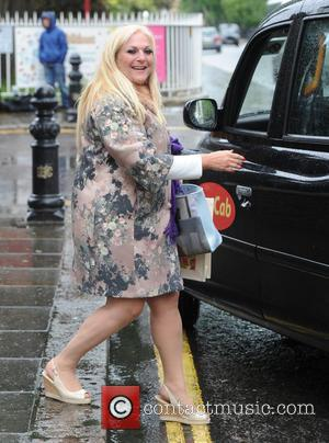 Vanessa Feltz - RHS Chelsea Flower Show London - London, United Kingdom - Monday 18th May 2015