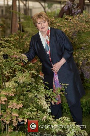 Brenda Blethyn - RHS Chelsea Flower Show - Press and VIP view. - London, United Kingdom - Monday 18th May...