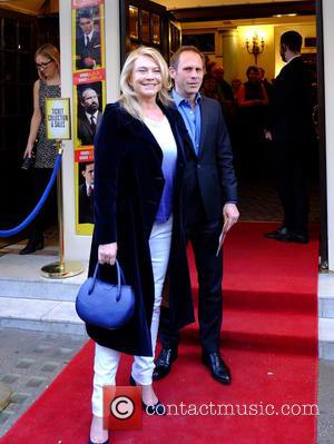 Amanda Redman - 'Sunny Afternoon' gala night - Arrivals - London, United Kingdom - Monday 18th May 2015