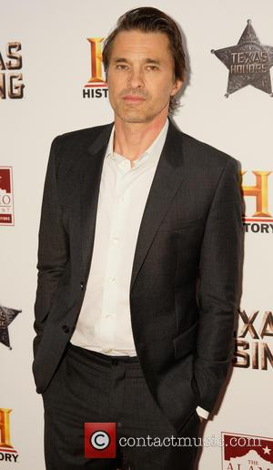Olivier Martinez - A variety of stars were photographed as they took to the red carpet for History's new miniseries...