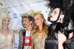 Paris Hilton and Guests