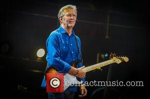 Eric Clapton Reprimanded By Police For 'Speeding'