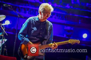 Eric Clapton - Eric Clapton performs live at the Royal Albert Hall at Royal Albert Hall - London, United Kingdom...