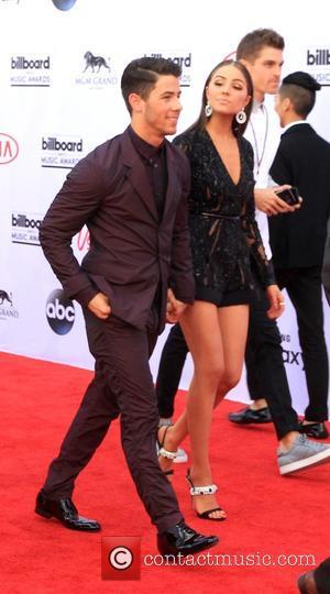 Nick Jonas and Olivia Culpo