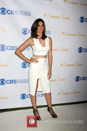 Daniela Ruah - CBS Summer Soiree at London Hotel - Los Angeles, California, United States - Monday 18th May 2015