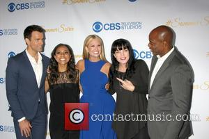 Cameron Mathison, Nischelle Turner, Nancy O'dell, Pauley Perrette and Kevin Frazier