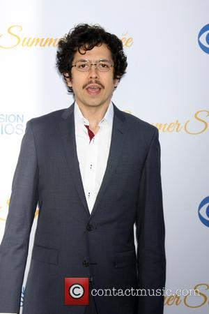 Geoffrey Arend - CBS Summer Soiree at London Hotel - Los Angeles, California, United States - Monday 18th May 2015