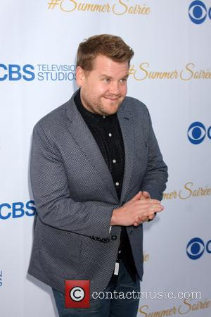 James Corden - CBS Summer Soiree at London Hotel - Los Angeles, California, United States - Monday 18th May 2015