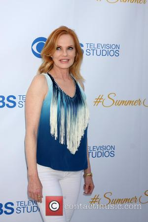 Marg Helgenberger - CBS Summer Soiree at London Hotel - Los Angeles, California, United States - Monday 18th May 2015
