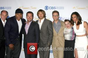 Miguel Ferrer, Ll Cool J, Chris O'donnell, Eric Christian Olsen, Barrett Foa, Renee Felice Smith and Daniela Ruah