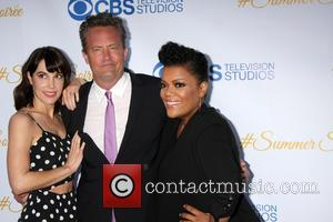 Lindsay Sloane, Matthew Perry and Yvette Nicole Freeman