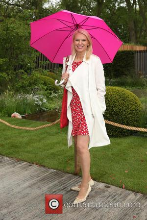 Anneka Rice - The Chelsea Flower Show 2015 - London, United Kingdom - Monday 18th May 2015