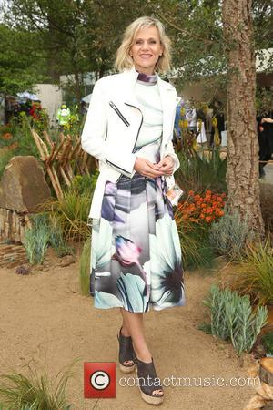 Linda Barker - The Chelsea Flower Show 2015 - London, United Kingdom - Monday 18th May 2015