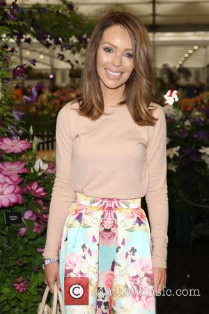 Katie Piper - The Chelsea Flower Show 2015 - London, United Kingdom - Monday 18th May 2015