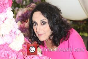 Lesley Joseph - The Chelsea Flower Show 2015 - London, United Kingdom - Monday 18th May 2015
