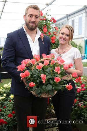 Camilla Kerslake and Rob Shaw - The Chelsea Flower Show 2015 - London, United Kingdom - Monday 18th May 2015
