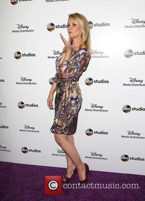 Bonnie Somerville - A host of stars were photographed as they attended the 2015 Disney Media Distribution International Upfronts event...