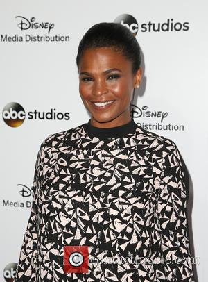 Nia Long - A host of stars were photographed as they attended the 2015 Disney Media Distribution International Upfronts event...