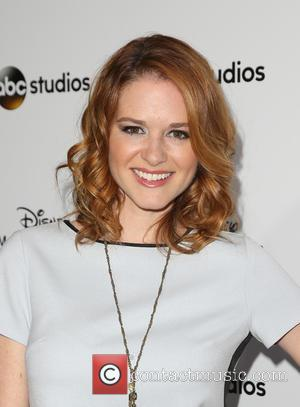 Sarah Drew - A host of stars were photographed as they attended the 2015 Disney Media Distribution International Upfronts event...