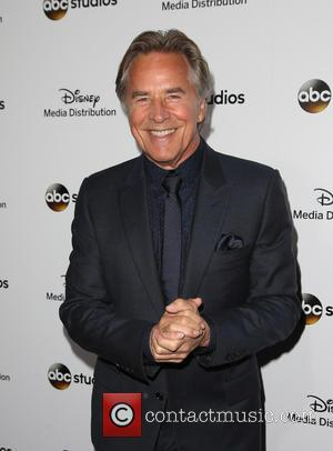 Don Johnson - A host of stars were photographed as they attended the 2015 Disney Media Distribution International Upfronts event...