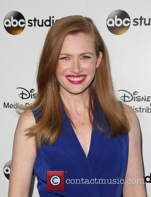 Mireille Enos - A host of stars were photographed as they attended the 2015 Disney Media Distribution International Upfronts event...