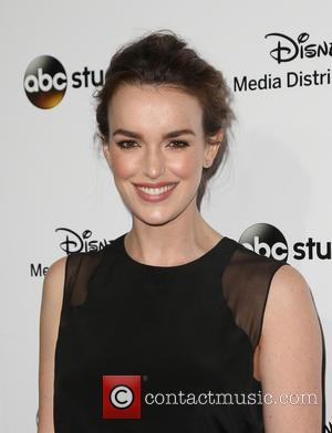 Elizabeth Henstridge - A host of stars were photographed as they attended the 2015 Disney Media Distribution International Upfronts event...