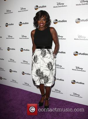 Viola Davis - A host of stars were photographed as they attended the 2015 Disney Media Distribution International Upfronts event...
