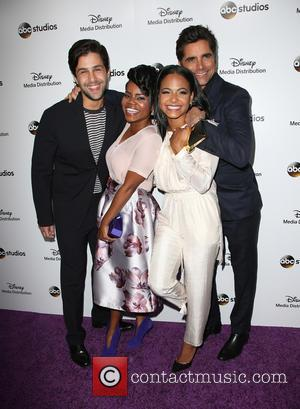 Josh Peck, Kelly Jenrette, Christina Milian and John Stamos - A host of stars were photographed as they attended the...