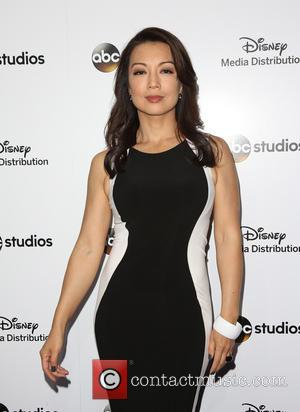 Ming-Na Wen - A host of stars were photographed as they attended the 2015 Disney Media Distribution International Upfronts event...