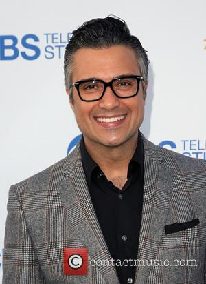 Jaime Camil - A host of stars were snapped as they attended the 3rd Annual CBS Television Studios Rooftop Summer...