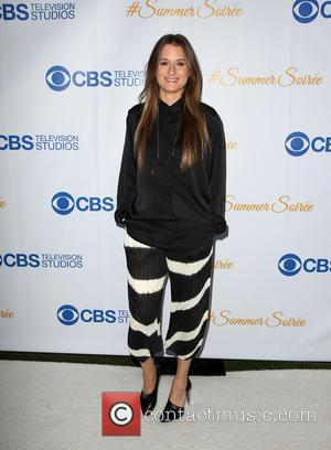 Grace Gummer - A host of stars were snapped as they attended the 3rd Annual CBS Television Studios Rooftop Summer...