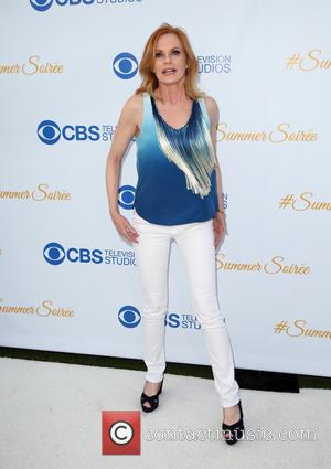 Marg Helgenberger - A host of stars were snapped as they attended the 3rd Annual CBS Television Studios Rooftop Summer...