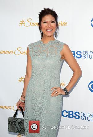 Julie Chen - A host of stars were snapped as they attended the 3rd Annual CBS Television Studios Rooftop Summer...