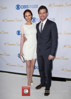 Torrance Coombs and Alyssa Campanella