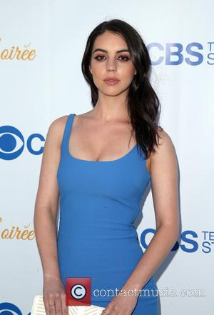 Adelaide Kane - A host of stars were snapped as they attended the 3rd Annual CBS Television Studios Rooftop Summer...