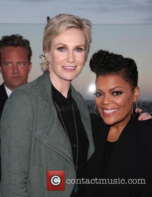 Jane Lynch and Yvette Freeman - A host of stars were snapped as they attended the 3rd Annual CBS Television...
