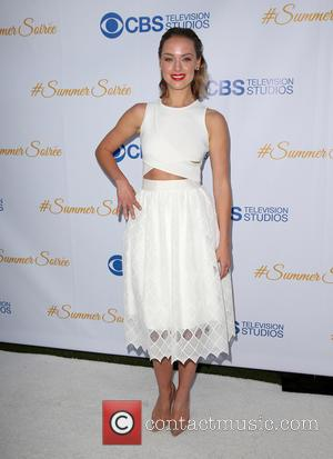 Rachel Skarsten - A host of stars were snapped as they attended the 3rd Annual CBS Television Studios Rooftop Summer...