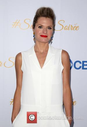 Maggie Lawson - A host of stars were snapped as they attended the 3rd Annual CBS Television Studios Rooftop Summer...
