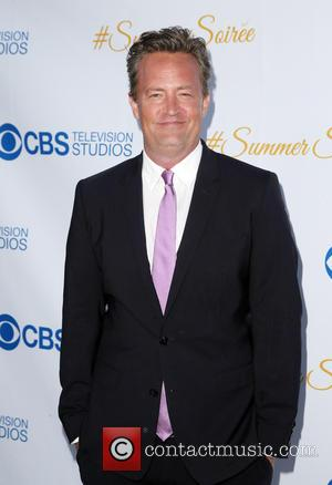 Matthew Perry Caught Out By M. Night Shyamalan Look-alike
