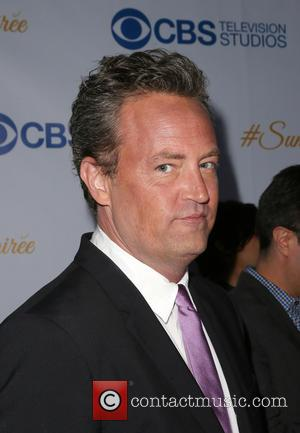 Matthew Perry - A host of stars were snapped as they attended the 3rd Annual CBS Television Studios Rooftop Summer...