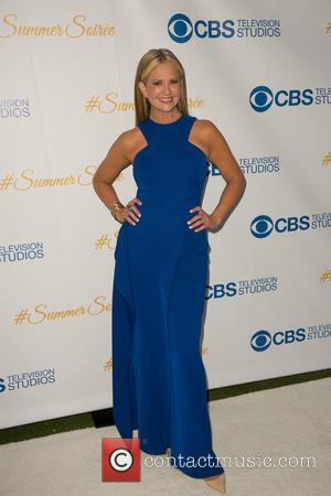 Nancy O'Dell - Celebrities attend the 3rd Annual CBS Television Studios Rooftop Summer Soiree at The London Hotel. at The...